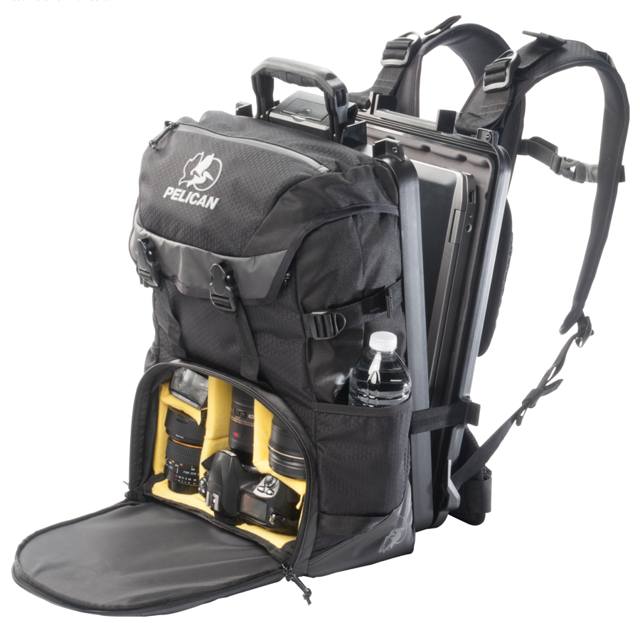 GearDiary Pelican ProGear S130 Sport Elite Laptop/Camera Backpack Now Available