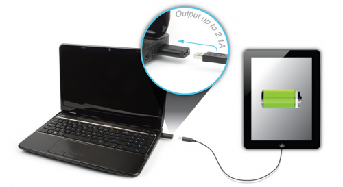 ChargeDr USB Charge Booster