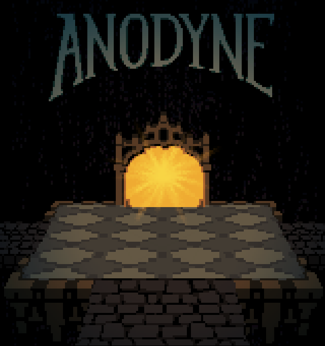 GearDiary Anodyne Game Review: Psychic Chasms