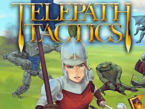 GearDiary Sinister Design Re-Launches Telepath Tactics Kickstarter!