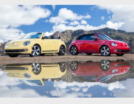 2013 new New Beetle Convertible
