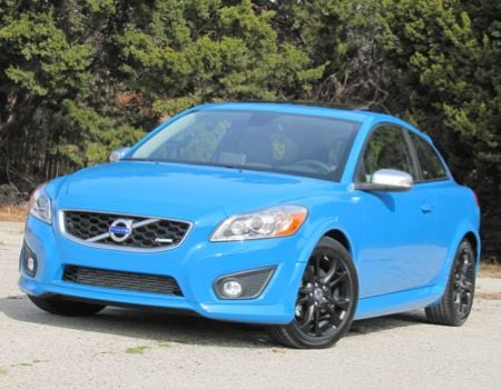 GearDiary A Fond (and Fun) Farewell for the 2013 Volvo C30