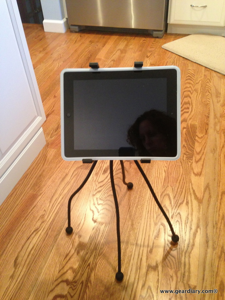GearDiary LapDawg's o-Stand Review - Expensive, Impractical, and Awkward