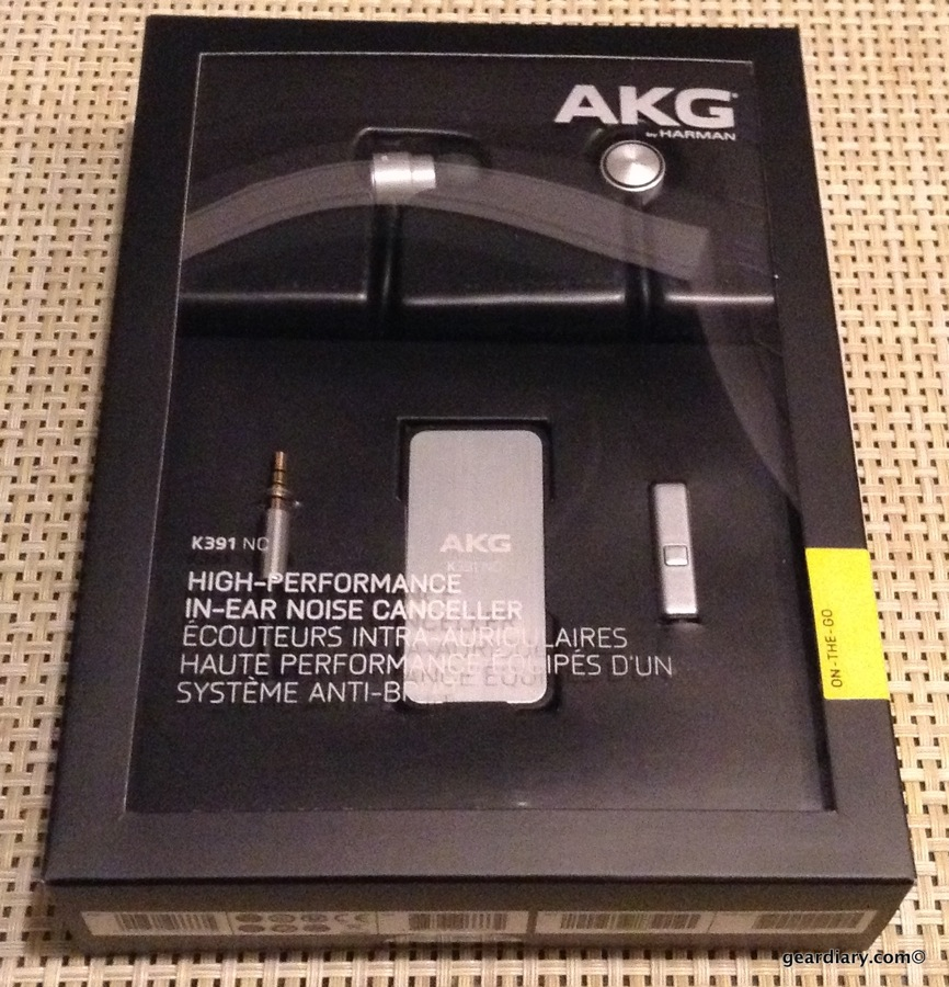 Travel Gear Headphones Harman Kardon Audio Visual Gear AKG