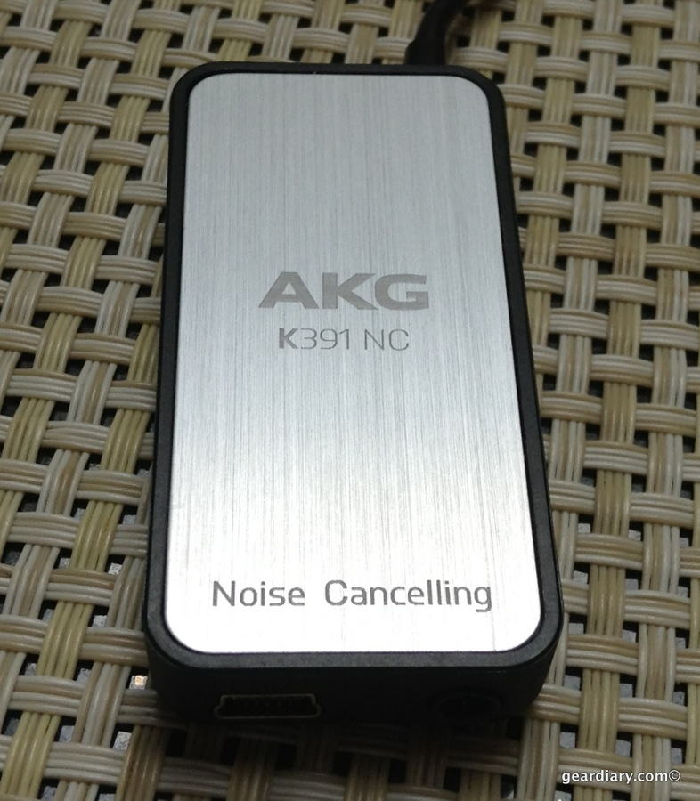 AKG K391 NC Noise Cancelling Headphones