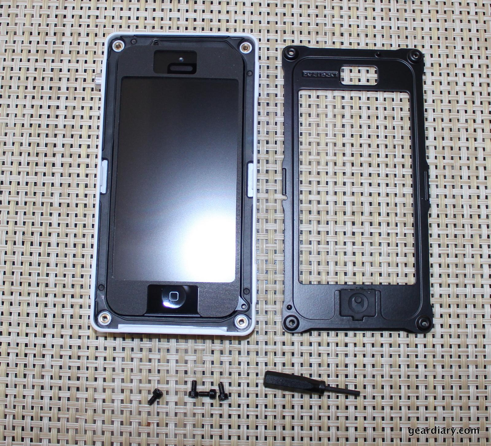 buy online 2ff74 aee48 Pelican ProGear Vault Series iPhone 5 Case Review