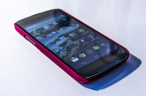 Nillkin Hard Case for Google Nexus 4