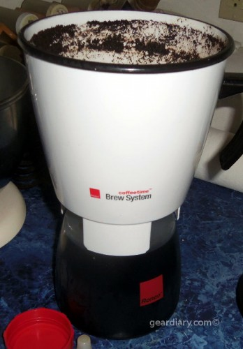 Ronco Coffee Time Brew System