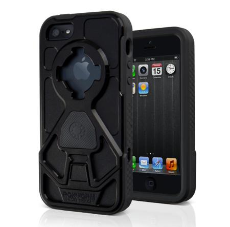 Rokform Rokshield v3 and v3 Suction Mount for iPhone 5