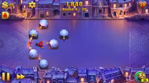 GearDiary Fieldrunners 2 for Android Review - The King of Tower Defense Games!