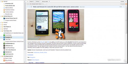 Tiny Tiny RSS: Google Reader Replacement for the Linux Knowledgeable