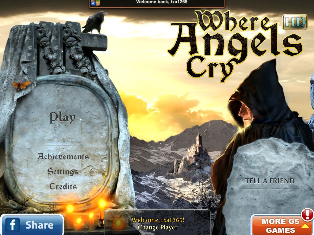 GearDiary Where Angels Cry from G5 Games is Now in Windows Store