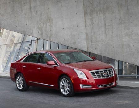 2013 Cadillac XTS AWD Images courtesy Cadillac