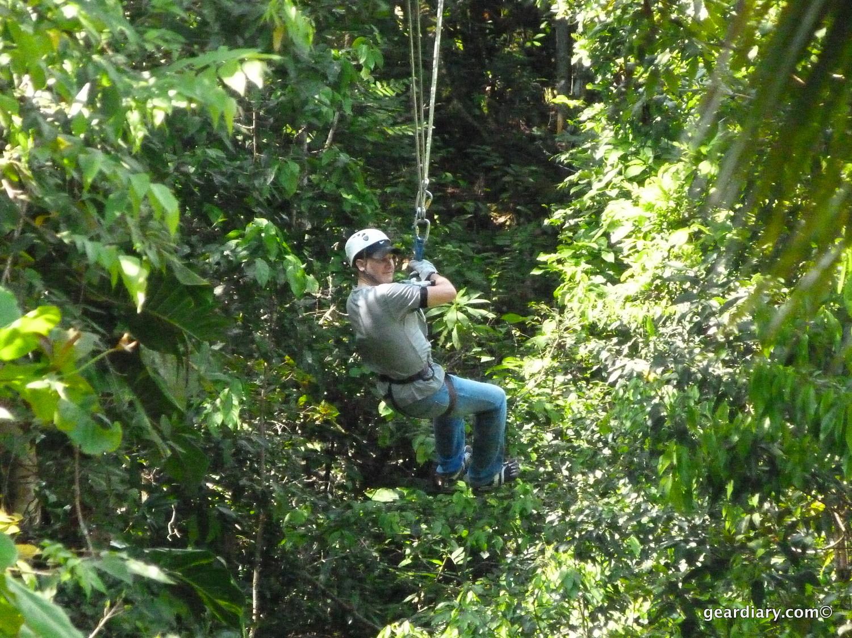 Zipline in Jamaica  -056