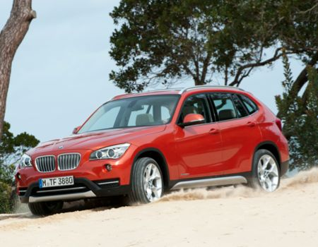 GearDiary 2013 BMW X1 Sport Activity Vehicle Bleeds 3-series DNA