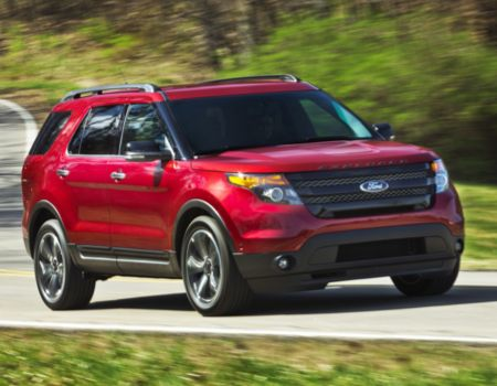 GearDiary Ford Adds More 'Sport' to the 2013 Ford Explorer SUV