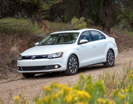 GearDiary 2013 Volkswagen Jetta Hybrid for Earth Day