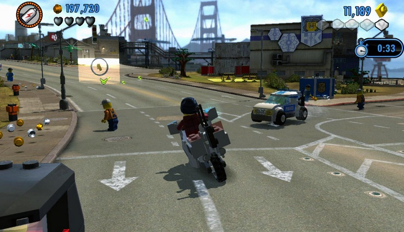 LEGO City Undercover Review for Nintendo WiiU