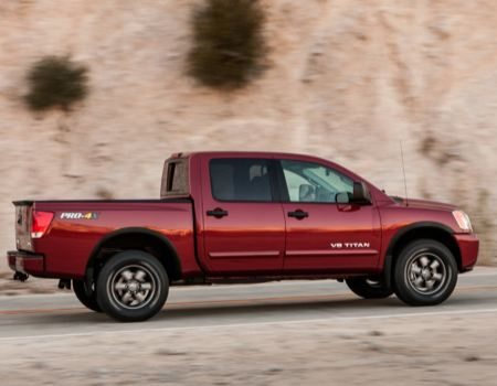 GearDiary 2013 Nissan Titan Pickup is Upgraded 'Status Quo'