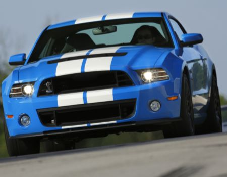 2013 Ford Shelby GT500 is All That