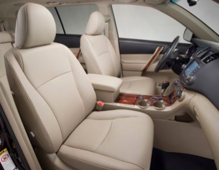 GearDiary 2013 Toyota Highlander Limited 4WD in the Grinding Gears Garage