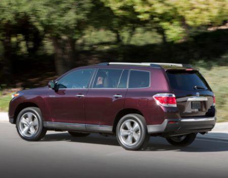 2013 Toyota Highlander Limited 4WD