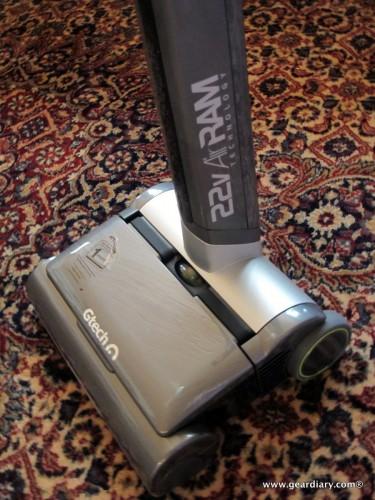 Gtech AirRAM Cordless Vacuum Cleaner