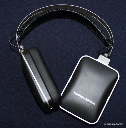 GearDiary Harman Kardon NC Noise-Cancelling  Headphones Review