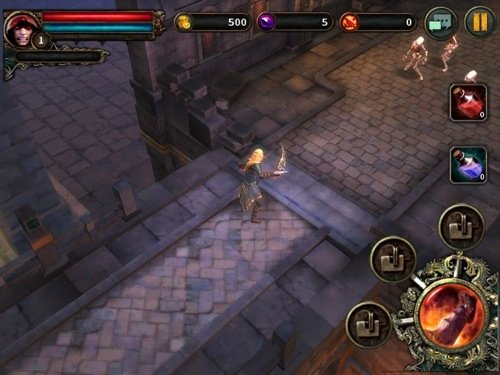 Dark Avenger for iOS