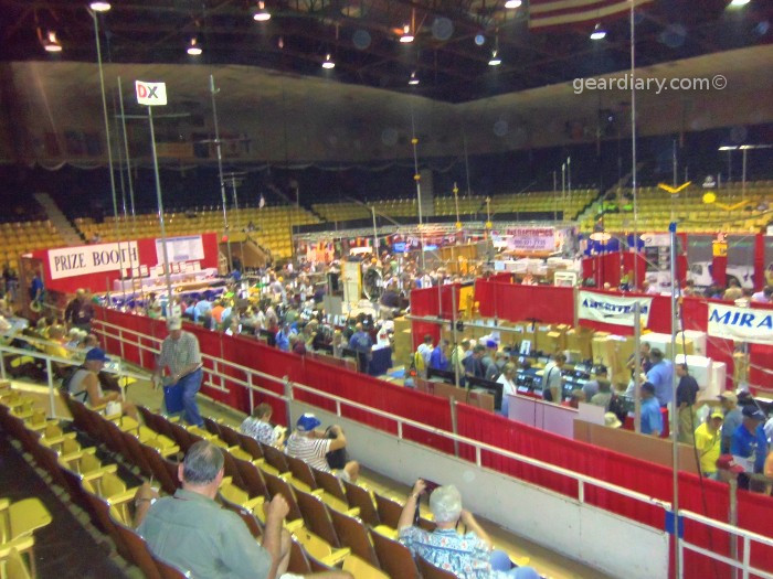 GearDiary Dayton Hamvention 2013 - The Hams Were There