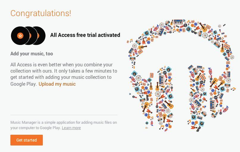 GearDiary Google Launches Spotify-like 'Google Play Music All Access'