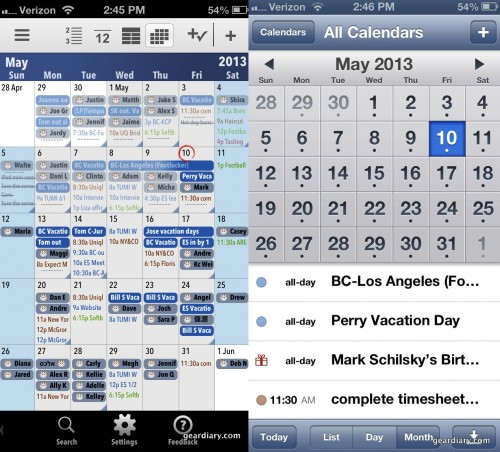 Pocket Informant Pro for iOS 3.0 Sneak Preview and Review