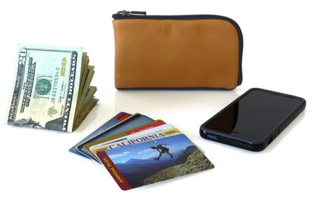 Waterfield Finn Leather Wallets
