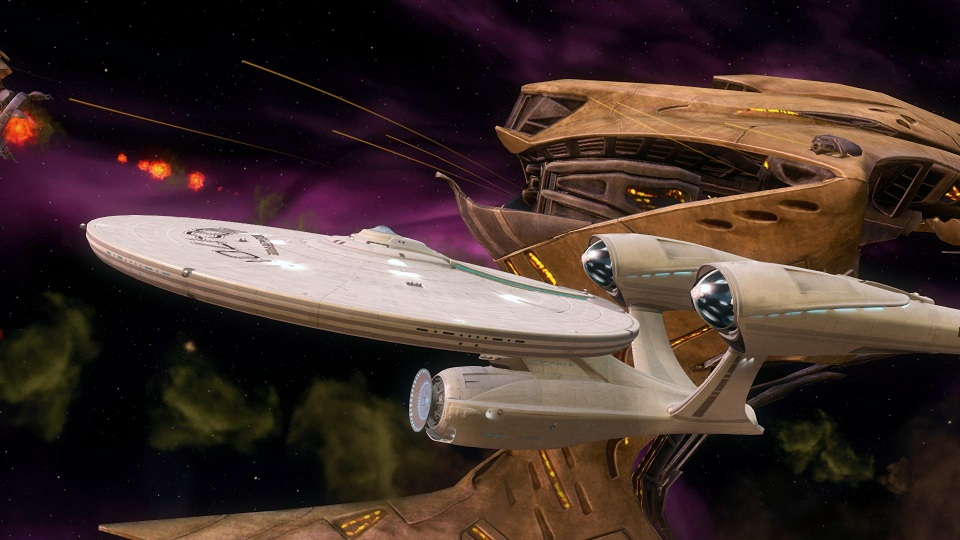 Star Trek: The Video Game Review