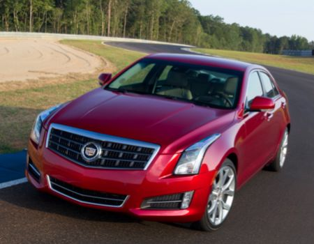 GearDiary 2013 Cadillac ATS Premium Turbo