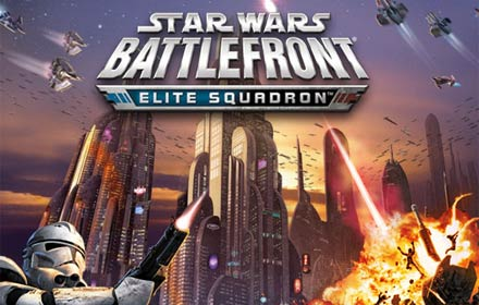 GearDiary Star Wars Battlefront Elite Squadron for PSP - A Retro Romp Review