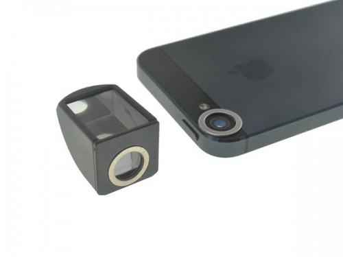 GearDiary Magnet Stick-On Periscope Lense for iPhone and Camera Phones Surfaces