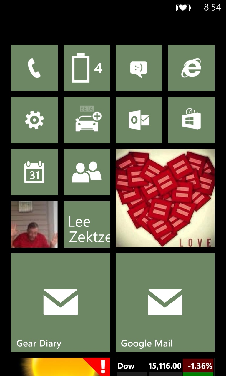 GearDiary Battery for Windows Phone Review