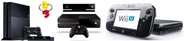 Xbox Playstation Games E3