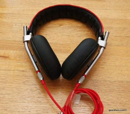 GearDiary Phiaton Bridge MS500 Headphones Review - They Offer Style, Comfort and Excellent Sound