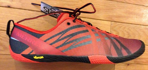 Merrell Vapor Glove Minimal Running Shoe Review