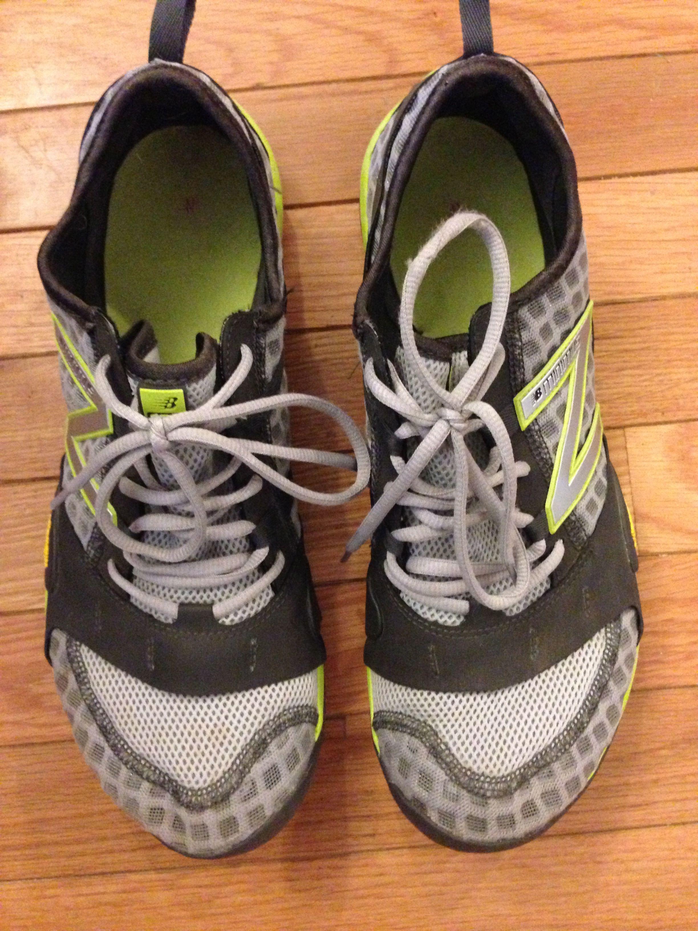 New Balance Minimus Running Shoe Review