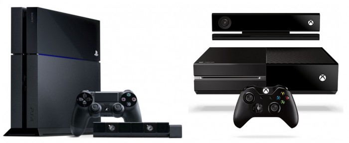 PlayStation 4 vs. Xbox One, Round 2