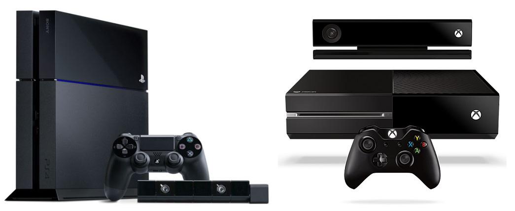 PS4-Xbox1