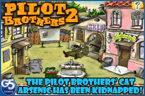Pilot Brothers 2 for iPad Review