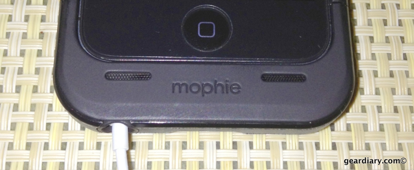 Travel Gear Power Gear Mophie iPhone Gear