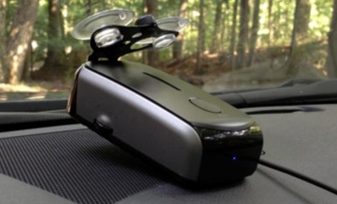 GearDiary Cobra iRadar ATOM Radar Detector Review- A Small Package With Big Protection