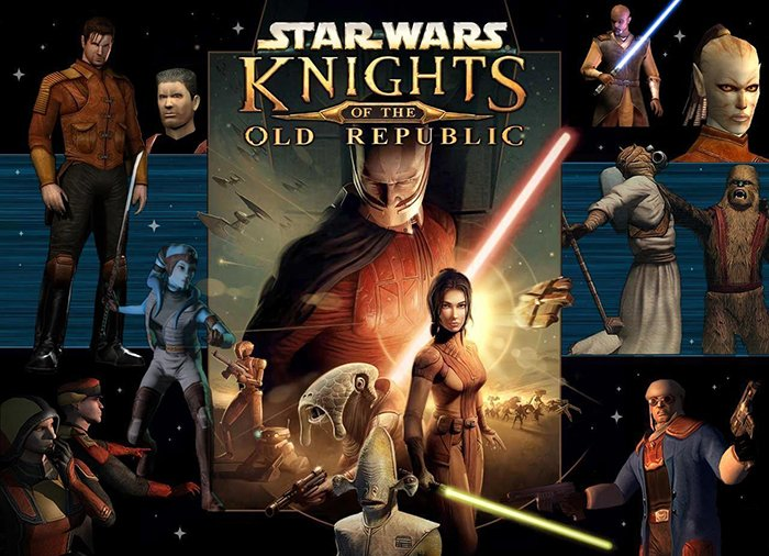 GearDiary Star Wars Knights of the Old Republic for iPad a Retro Romp Review
