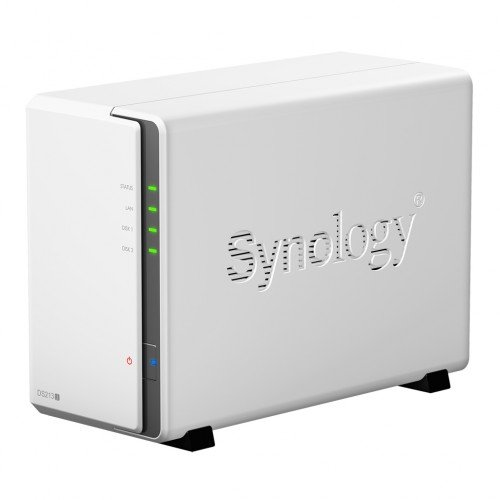 GearDiary Synology DiskStation DS213j NAS Review