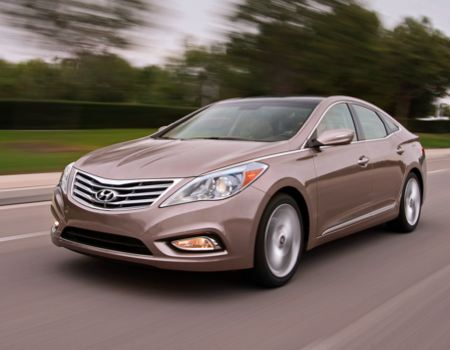 GearDiary 2013 Hyundai Azera Is Just So 'Buicky'